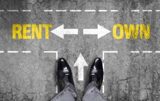 Decision at a Wall - Rent or Own