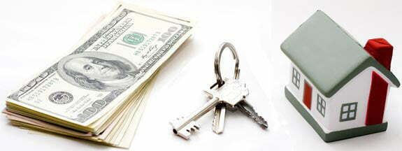 Down Payment with Keys
