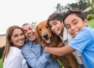Buying a home as a pet owner