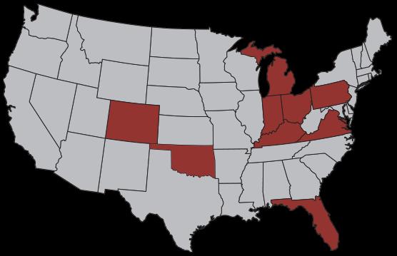 Home Finance across the USA - First Ohio Home Finance, Inc